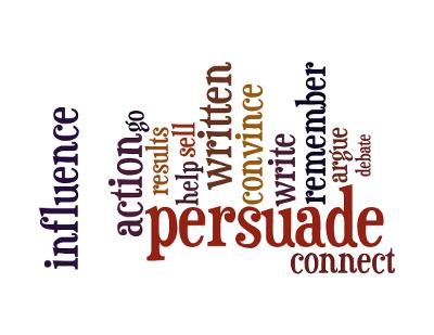 sales training persuassion
