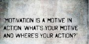Motive for Action