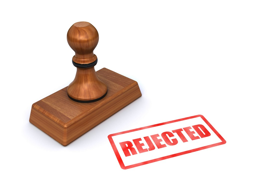 sales training rejected